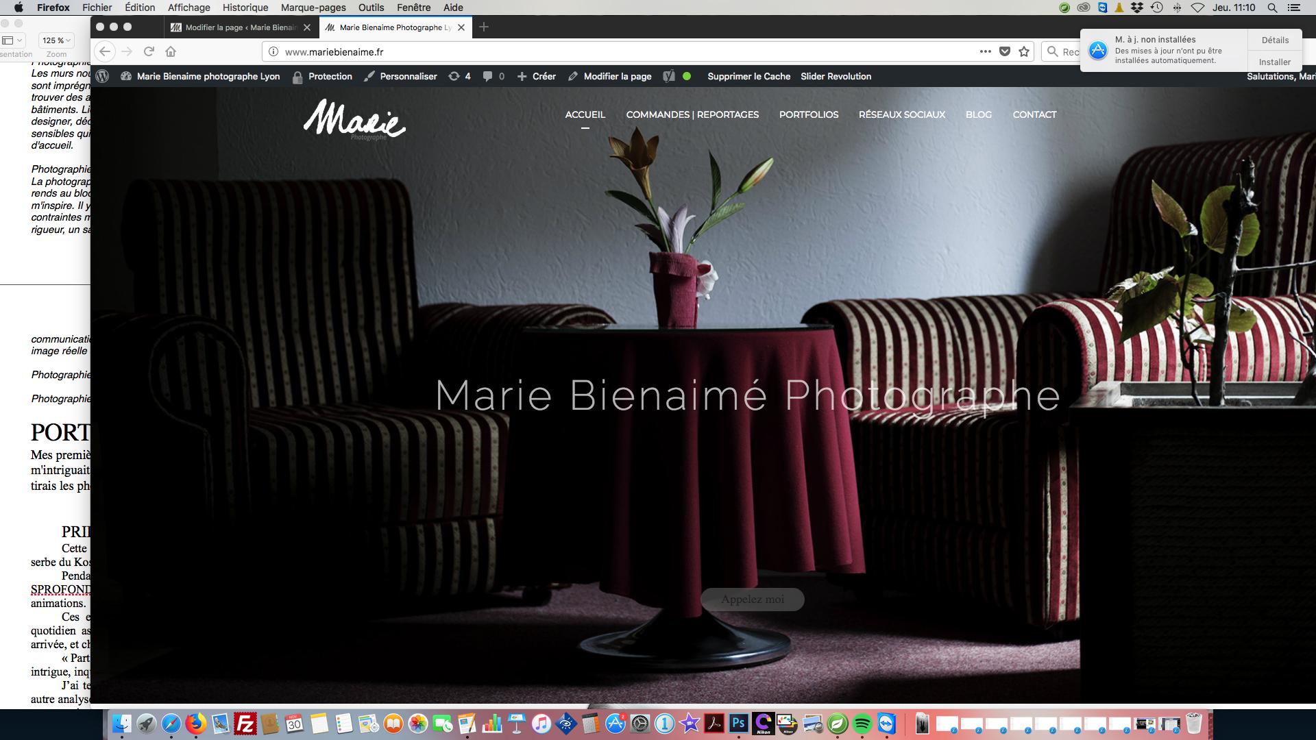 marie bienaime, photographe professionnel lyon, photographe lyon, artiste photographe, nouveau site
