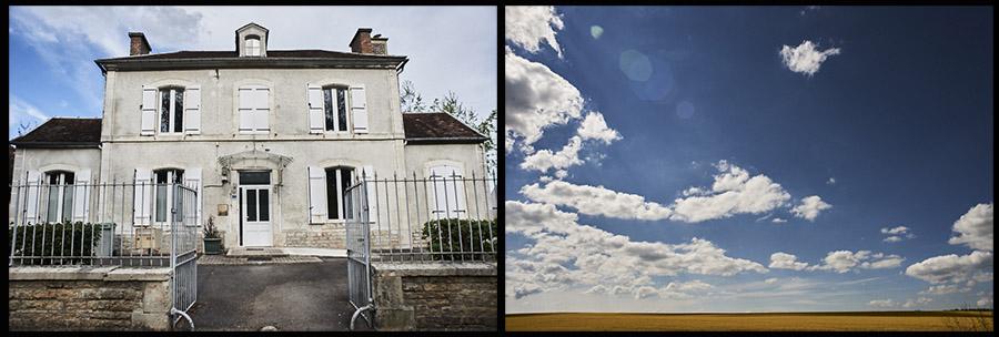 Marie Bienaime Photographe Lyon, artiste photographe lyon, recherche histoire, dyptiques