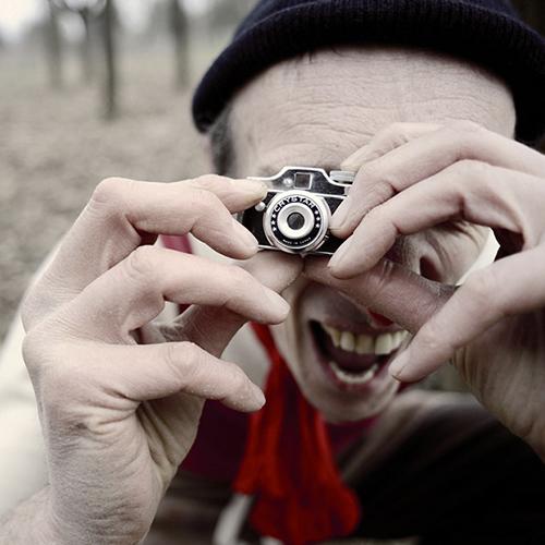 marie bienaime artiste photographe, clown, force fragile, travail sensible, clown et photographie